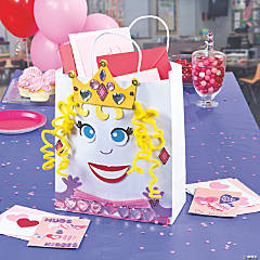 Princess Valentine Bag Idea