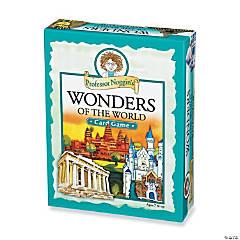 Professor Noggin's Wonders of the World Card Game