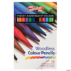Progresso Woodless Colour Pencils