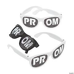 Prom Pinhole Glasses