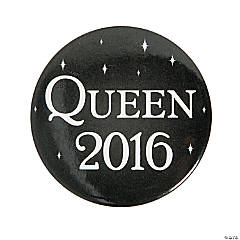 Prom Queen Buttons