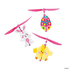 Propeller Easter Flyers