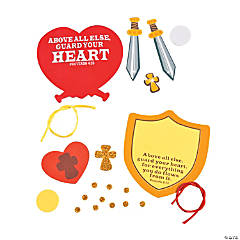 Proverbs 4:23 Ornament Craft Kit