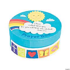 Psalm 17:6 Prayer Box Craft Kit
