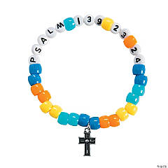 Psalm Beaded Bracelet Craft Kit