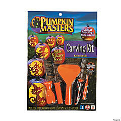 Pumpkin Carving Tool Kit