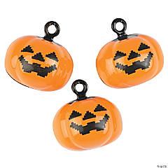 Pumpkin Jingle Bell Charms