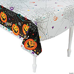 Pumpkin Pals Tablecloth