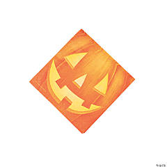 Pumpkin Party Beverage Napkins