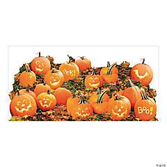 Pumpkin Patch Backdrop Banner