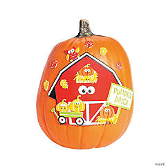 Pumpkin Patch Pumpkin Decorating Craft Kit
