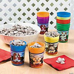 Puppy Chow in Cups Recipe