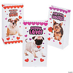 Puppy Love Treat Bags
