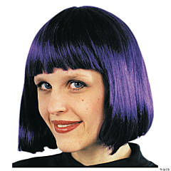 Purple Cindy Wig