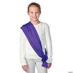 Purple Costume Belt/Sash