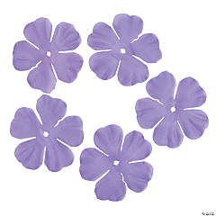 Purple Flower Petals