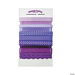 Purple Ribbon Assortment