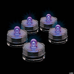 Purple Submersible LED Lights