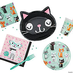 Purrfect Party Supplies