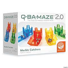 Q-BA-MAZE 2.0: Marble Catchers