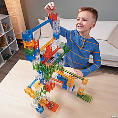 Q-BA-MAZE 2.0: Rails with Free Marbles and Storage Bag