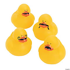 Quackstache Rubber Duckies