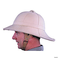 Quality Khaki Wolseley Pith Hat