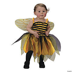 Queen Bee Infant Girl's Costume