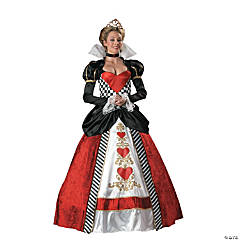 Queen Of Hearts Costume for Women