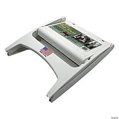 Quik-Fold® Step Stool, White, Set of 2