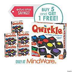 Qwirkle: Classroom Set of 6