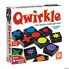 Qwirkle Plus FREE Bonus Pack