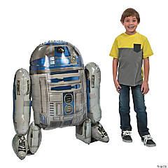 R2-D2 Airwalkers® Mylar Balloon