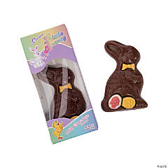 Rabbits Chocolate Candy