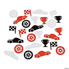 Race Car Confetti