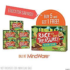 Race To The Treasure: Classroom Set of 6