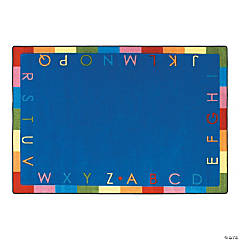 Rainbow Alphabet® Classroom Rug