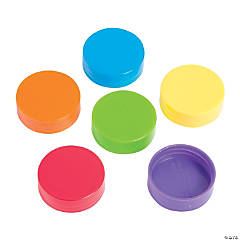 Rainbow Bottle Cap Assortment
