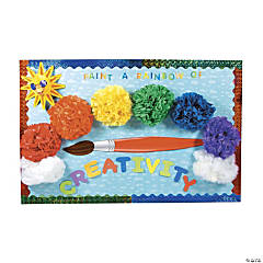 Rainbow Bulletin Board Idea