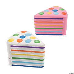 Rainbow Cake Slow-Rising Squishy