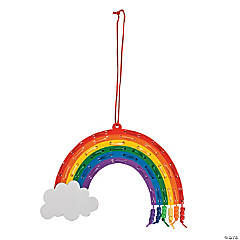 Rainbow Lacing Craft Kit