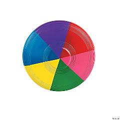 Rainbow Mini Flying Disks