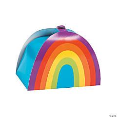 Rainbow Party Favor Boxes