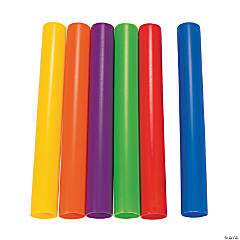 Rainbow Relay Batons