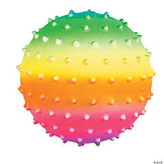 Rainbow Spike Balls - 5