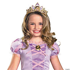 Rapunzel Tiara for Girls