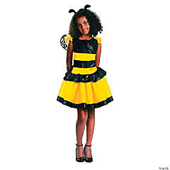 Razzle Dazzle Bee Girl's Costume