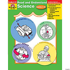 Read and Understand Science Book, Grades 4-6+