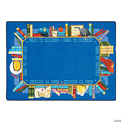 Read To Succeed® Classroom Rug