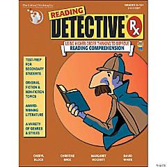 Reading Detective® Book, Rx, Grade 6-12